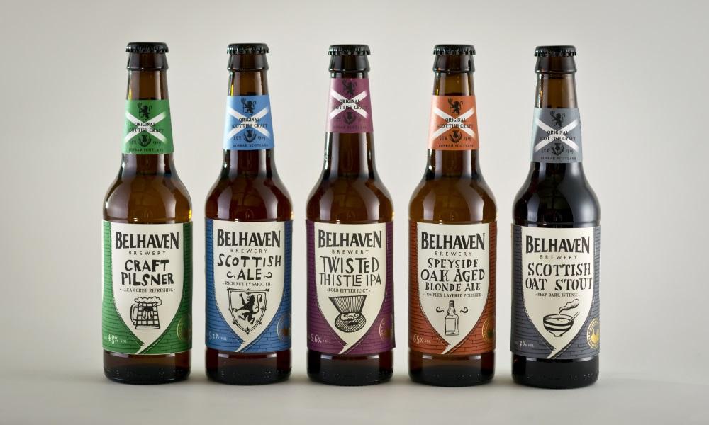 Belhaven Craft Beer