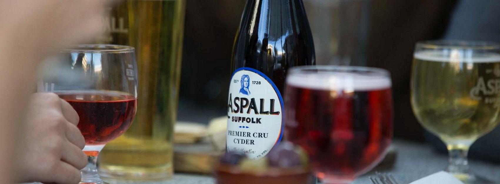 aspall cider banner