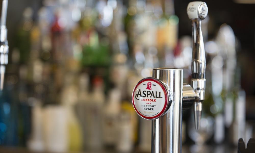 aspall cider left pic